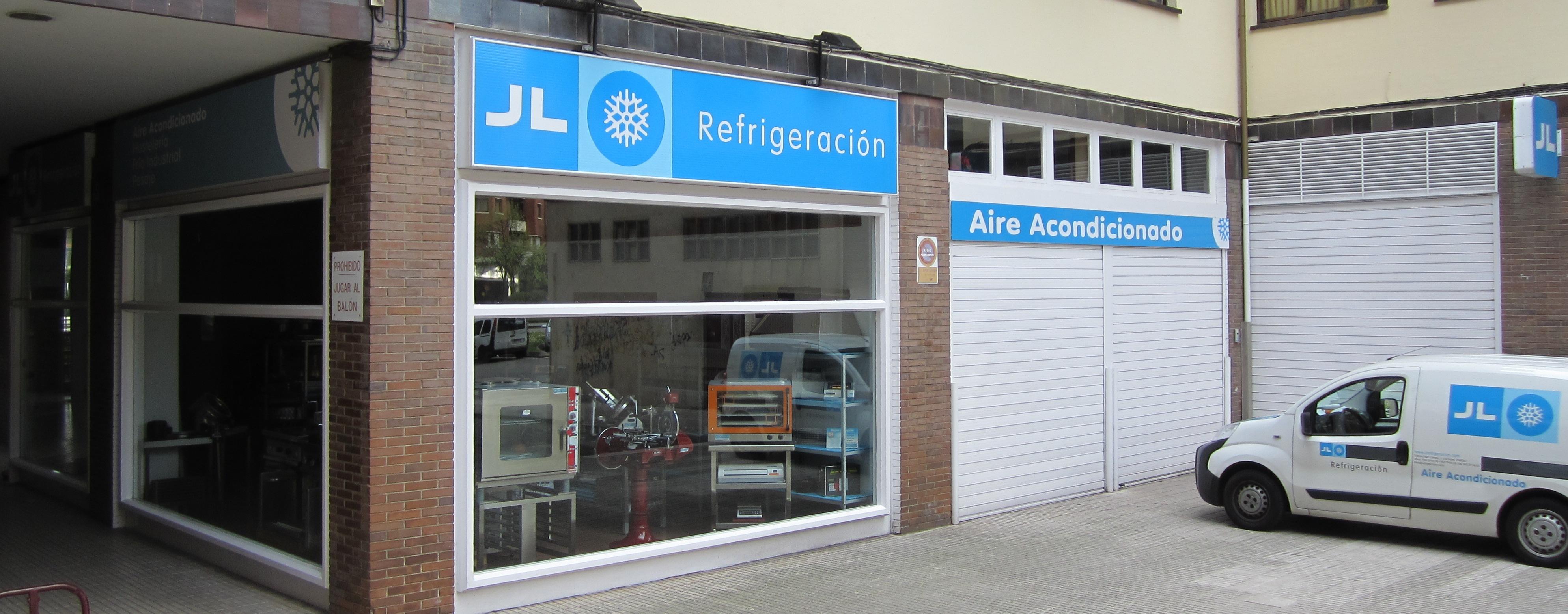 JL Exposición y oficinas