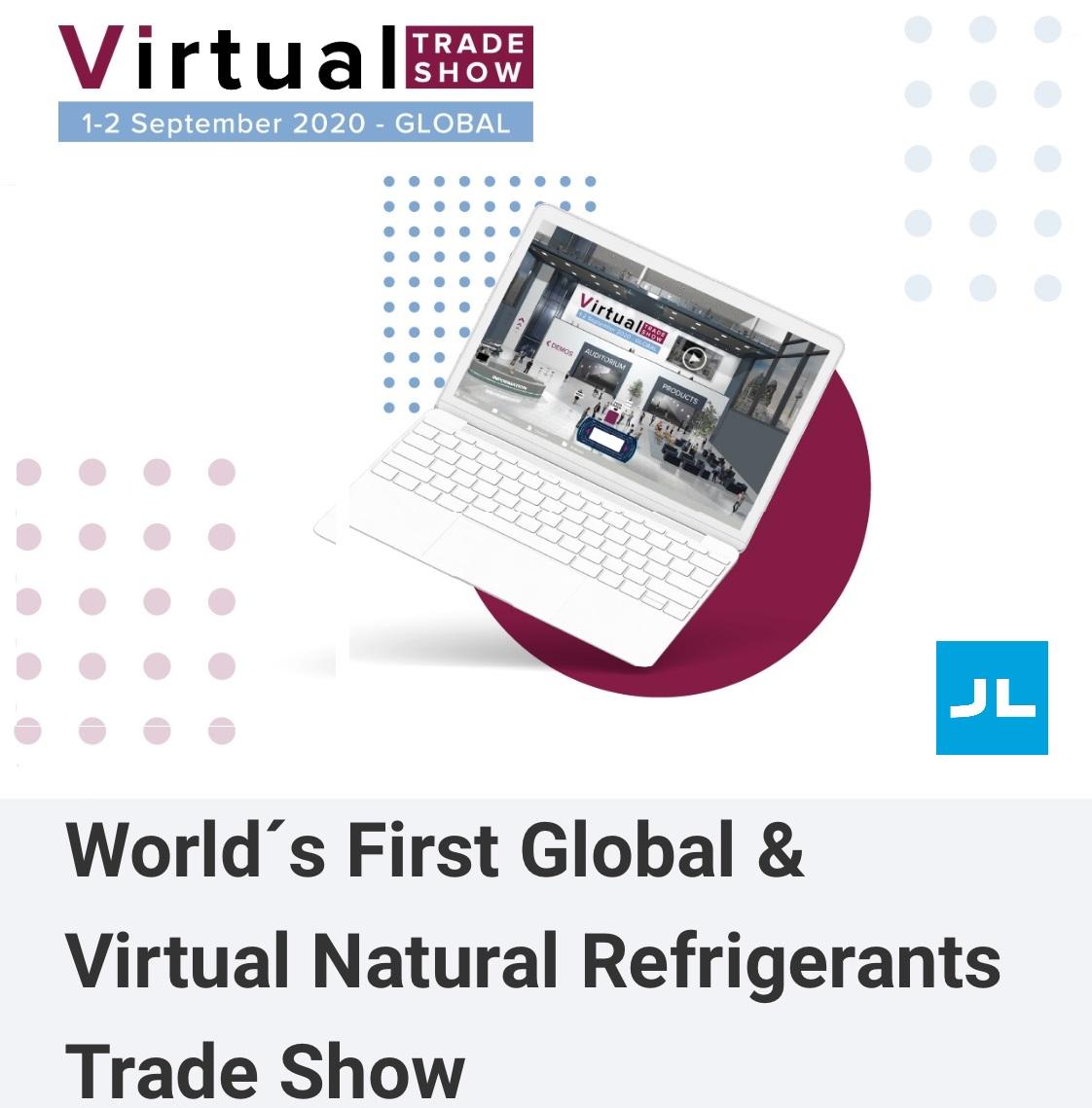 JL Asiste a la primera Feria virtual de refrigerantes naturales